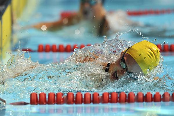 Três lições de quem não sabia nadar na Olimpíada